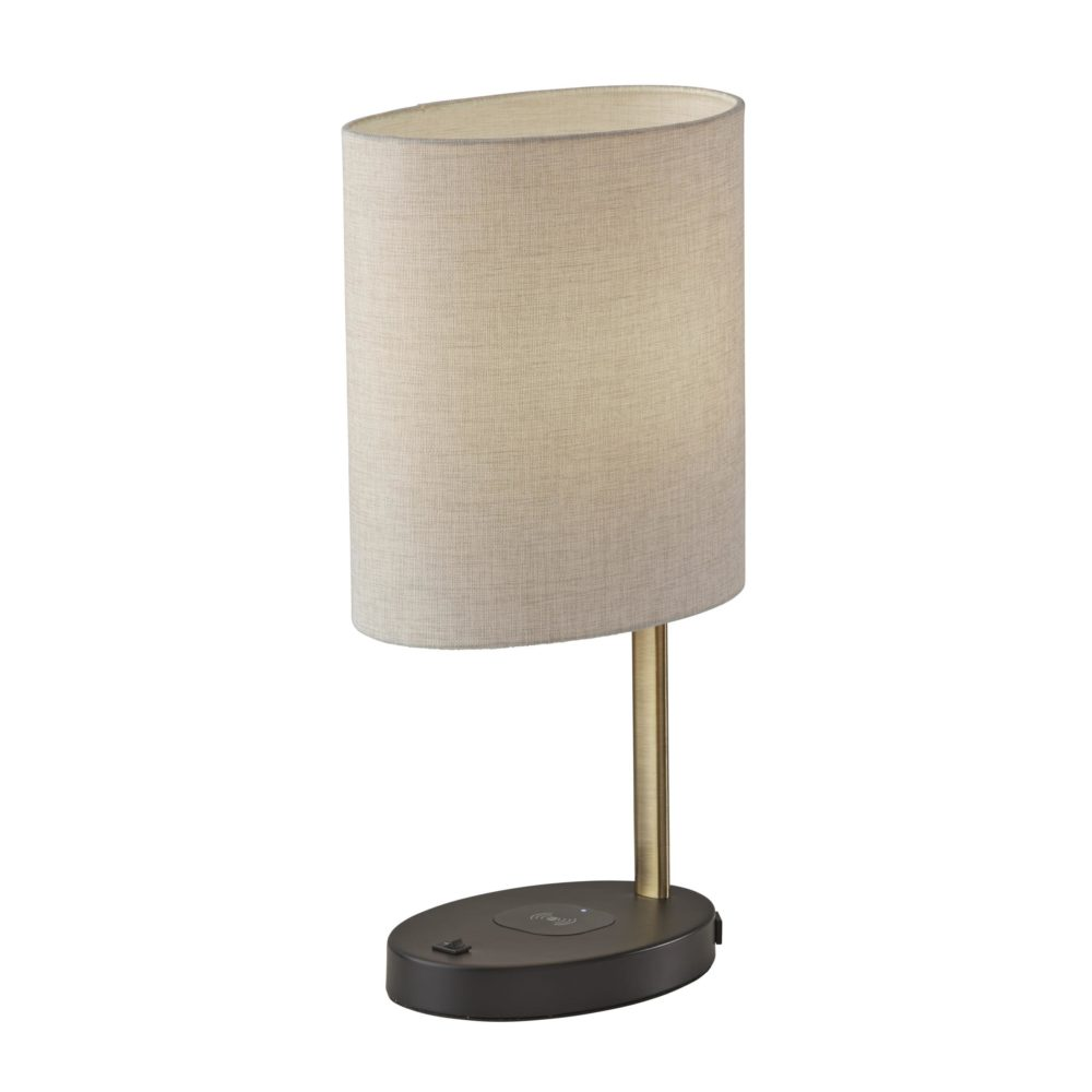 Curtis AdessoCharge Wireless Charging Table Lamp 6